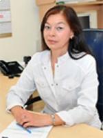 Фото врача: Баженова  Ольга Викторовна