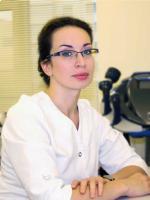 Фото врача: Бебурова  Елизавета Александровна