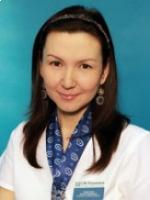 Фото врача: Ташматова  Аксана Андреевна