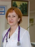 Фото врача: Шинкаренко  Оксана Данииловна