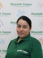 Фото врача: Овакимян  Карина Погосовна