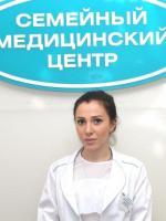 Фото врача: Аргун  Мадина Зурабовна