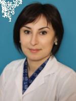 Фото врача: Тетцоева  Залина Муратовна