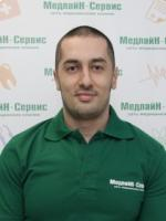 Фото врача: Рамонов  Давид Казбекович