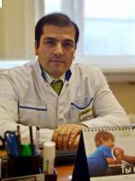 Фото врача: Саакян  Артур Абелович