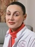 Фото врача: Багдасарова  Илона Эдуардовна