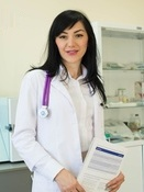 Фото врача: Джазаева М. Б.