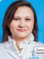 Фото врача: Зиятдинова Э. А.