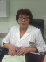 Фото врача: Салихова А. Н.