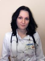 Фото врача: Пахомовская Надежда Леонидовна