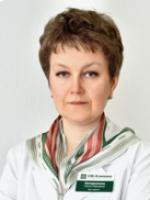Фото врача: Илларионова Ольга Юрьевна