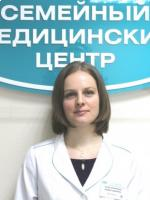 Фото врача: Бадретдинова Анна Игоревна