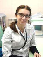 Фото врача: Устинова Екатерина Владимировна