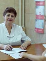 Фото врача: Дадашева Дина Яковлевна
