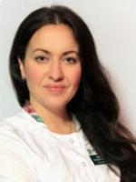 Фото врача: Благова Виктория Николаевна