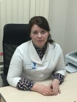 Фото врача: Малолеткина Екатерина Станиславовна