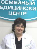 Фото врача: Секинаева Светлана Ахсарбековна