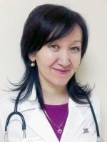 Фото врача: Сагынбаева Венера Эсенбаевна