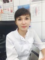 Фото врача: Сулейманова Руфия Рафаиловна