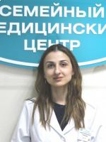 Фото врача: Гибизова Алина Анфазовна