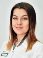 Фото врача: Дергоусова Анастасия Сергеевна