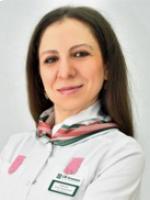 Фото врача: Манвелян Лусине Арташесовна