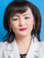 Фото врача: Буриева Зарина Тахировна