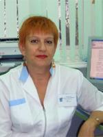 Фото врача: Зелецкая Раиса Михайловна