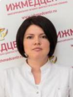 Фото врача: Сидорова Александра Евгеньевна