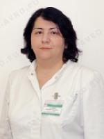 Фото врача: Гусейнзаде Махаббат Исмаиловна