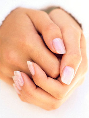 Боль в ногтях