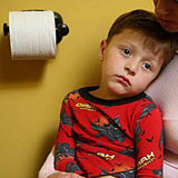 Причины тошноты и рвоты у ребёнка
